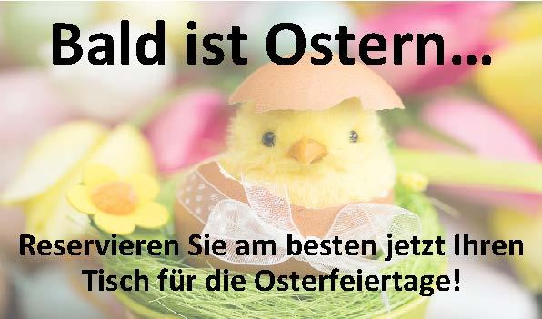 Bald ist Ostern 7